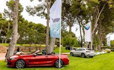 Bertolín inaugura el circuito de la BMW Cup International 2019