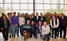Puig sutura la crisis abierta por Jorge Rodríguez en el PSPV de la Vall d'Albaida