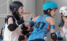 Roller derby: patinaje femenino de contacto en Valencia