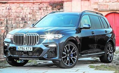BMW X7: El Goliat de la clase SUV