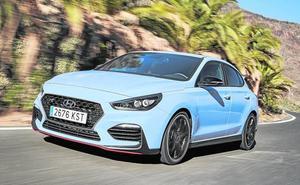 Hyundai i30 N Fastback: Deportividad más exclusiva