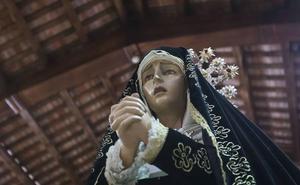 La hermandad de Muerte y Resurrección de la Semana Santa Marinera suspende la procesión de la noche de Gloria