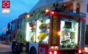 Fallece un hombre de 33 años en el incendio de una vivienda en Vinaròs