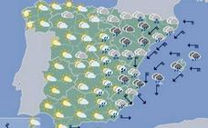 Aemet: Previsión del tiempo para el lunes 22 de abril en toda España