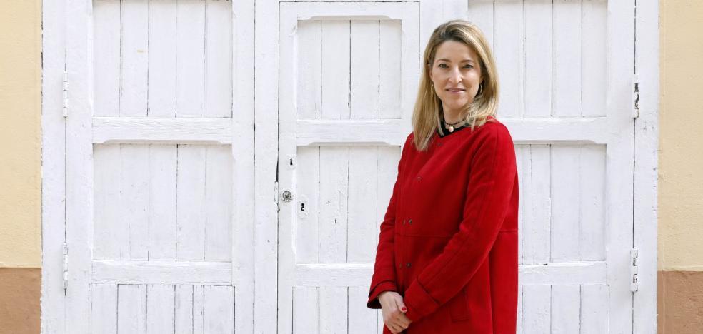 María Muñoz (Ciudadanos): «El conflicto que se vive en Cataluña puede extenderse a la Comunitat»