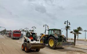 La Generalitat valenciana aprobará un decreto de ayudas para los municipios afectados por el temporal
