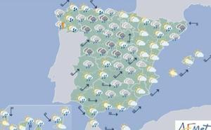 Aemet: Previsión del tiempo para el martes 23 de abril en toda España