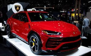 Coches de ensueño y el SUV más caro del mundo, en Nueva York