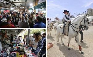 Las tres grandes ferias populares que se celebran en Valencia en apenas 18 días