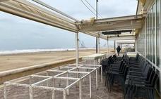 Los hosteleros valencianos sufren pérdidas de hasta 80 % por el temporal de Semana Santa