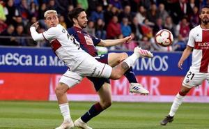 El Huesca quiere seguir soñando con la permanencia