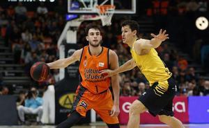 El Valencia Basket cede a Sergi García al Manresa