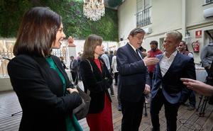 Puig se compromete a desbloquear la Autovía del Morquí a cinco días de las elecciones