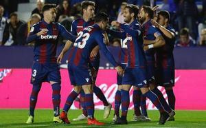 VÍDEO   Así ha sido la victoria del Levante sobre el Betis (4-0)