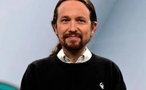 198, la marca reivindicativa del jersey de Pablo Iglesias en el debate electoral