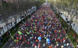 El Maratón de Madrid 2019: horario, dónde verlo por televisión en directo y calles cortadas