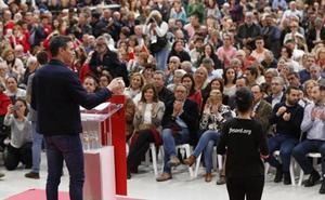 La campaña electoral se cierra en Valencia: así será el último mitin de PSOE, PP y Ciudadanos