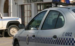 Detenido un menor en Torrent por provocar un accidente al conducir sin carnet