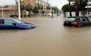 Xàbia recupera la normalidad en la mayoría de sus calles