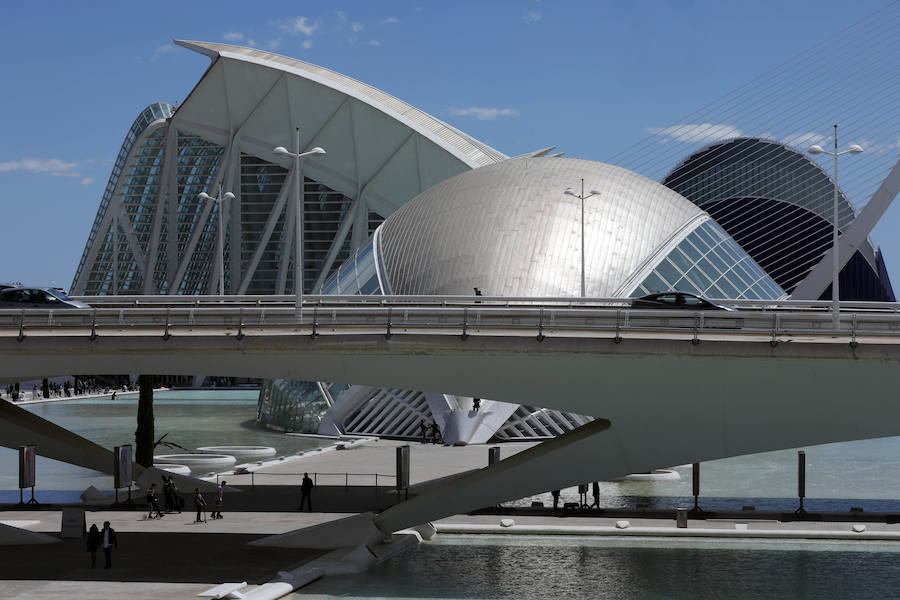 Dos rutas por los lugares de película de Valencia