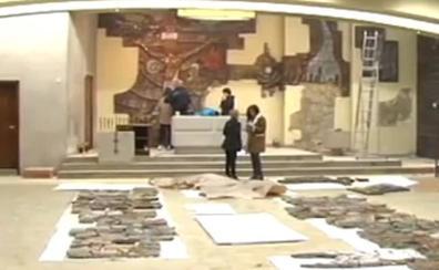 Inversores chinos compran una iglesia en Bilbao para montar un bazar