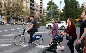 La ordenanza de Movilidad se aprueba con críticas por ser «temeraria» para peatones