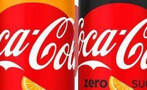 Los nuevos sabores de Cola-cola disparan las ventas