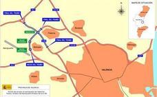 Fomento aprueba la construcción de la duplicación del acceso al aeropuerto de Manises