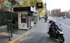 Las gasolineras de la calle Xàtiva y el Parterre ya tienen nueva ubicación