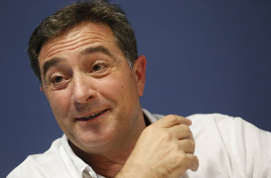 Salvador Gomar, nuevo vicepresidente de la Federación Española de Fútbol