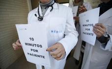 Inspección de Trabajo da seis meses a Sanidad ante el colapso de los ambulatorios