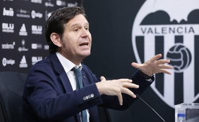 El Valencia, contra Rubiales por cobrar seis veces menos que Barça y Madrid