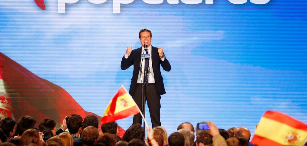 Casado reivindica una Comunitat que no sea «un apéndice de los països catalans»