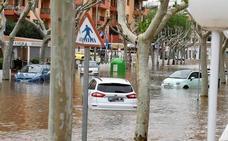 Xàbia sigue con la puesta a punto de la zona afectada por el temporal
