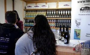 Vinos y destilados valencianos en la Mostra