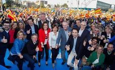 Isabel Bonig: «La Comunitat Valenciana va a tener por primera vez una mujer presidenta y será del PP»