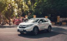 Los SUV de Honda, protagonistas en el Salón de Barcelona