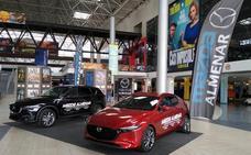 Mazda Almenar, presente en Kinépolis