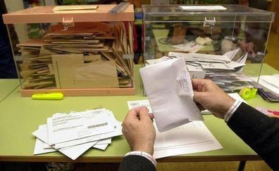 El voto por correo aumenta un 235% para las elecciones autonómicas