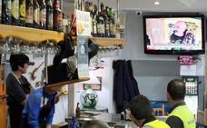 Cinco años de cárcel por robar una televisión de un bar