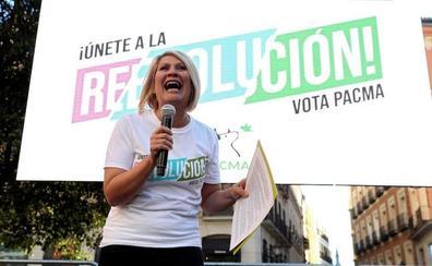 Pacma sigue subiendo en votos pero se vuelve a quedar fuera del Congreso de los Diputados