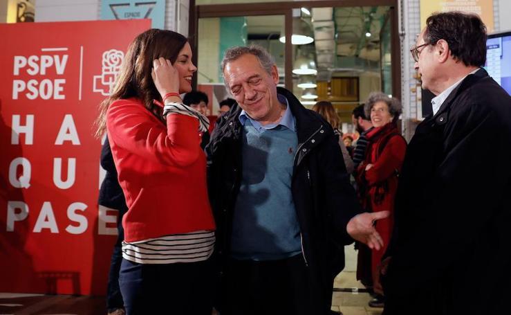 Así espera el PSPV los resultados de las elecciones del 28A