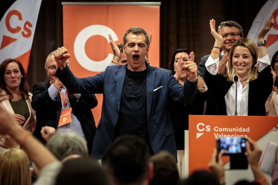Así espera Ciudadanos los resultados de las elecciones del 28-A