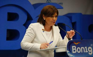 Bonig (PP): «Nos hemos quedado a tres diputados de que cambiase el gobierno»