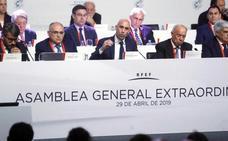 El Valencia estudia con sus abogados las medidas a tomar por el cambio en la Supercopa