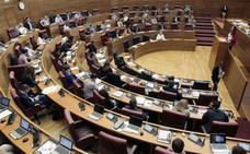 Todos los diputados electos para Les Corts en las elecciones autonómicas de la Comunitat Valenciana 2019