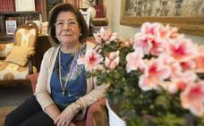 Victoria Liceras: «Encontré una Geperudeta fuera de España y la traje a casa»