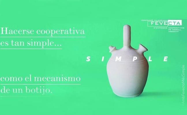 Fomentar el cooperativismo, objetivo de la campaña