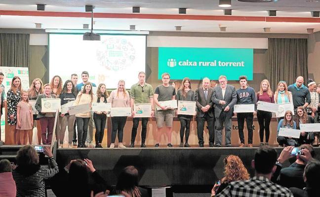 La I Gala de la Educación premia los mejores proyectos y expedientes
