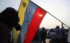 El presidente de la Eurocámara: «¡Vamos Venezuela libre!»